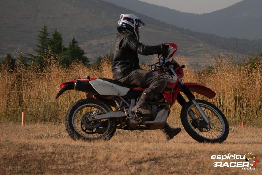 Prueba Honda XR 650 R 10