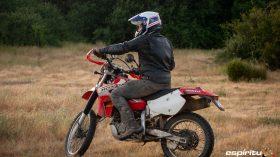 Prueba Honda XR 650 R 13
