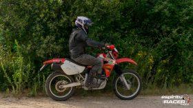Prueba Honda XR 650 R 15