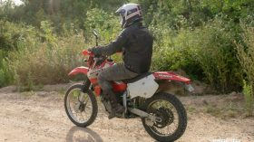 Prueba Honda XR 650 R 16