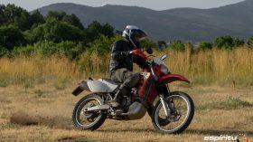Prueba Honda XR 650 R 17