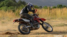 Prueba Honda XR 650 R 18