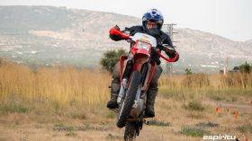 Prueba Honda XR 650 R 20