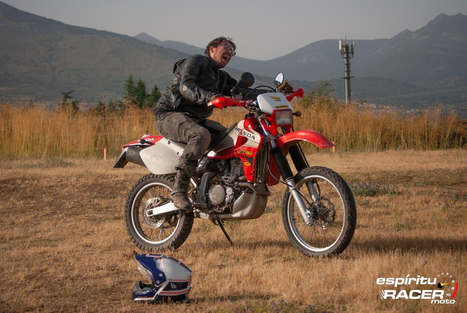Prueba Honda XR 650 R 24