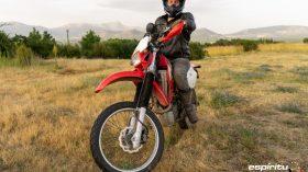 Prueba Honda XR 650 R 33