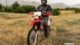 Prueba Honda XR 650 R 34