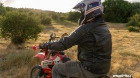 Prueba Honda XR 650 R 35