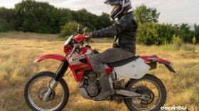 Prueba Honda XR 650 R 36
