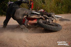 Prueba Honda XR 650 R 37