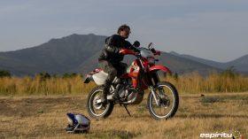 Prueba Honda XR 650 R 41