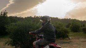 Prueba Honda XR 650 R 43