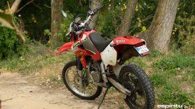 Prueba Honda XR 650 R 46
