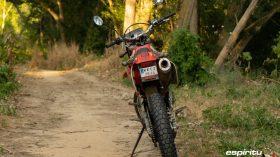 Prueba Honda XR 650 R 47