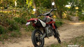 Prueba Honda XR 650 R 48