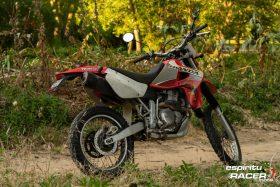 Prueba Honda XR 650 R 49