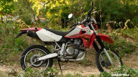 Prueba Honda XR 650 R 50