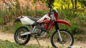 Prueba Honda XR 650 R 52