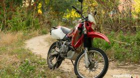 Prueba Honda XR 650 R 53