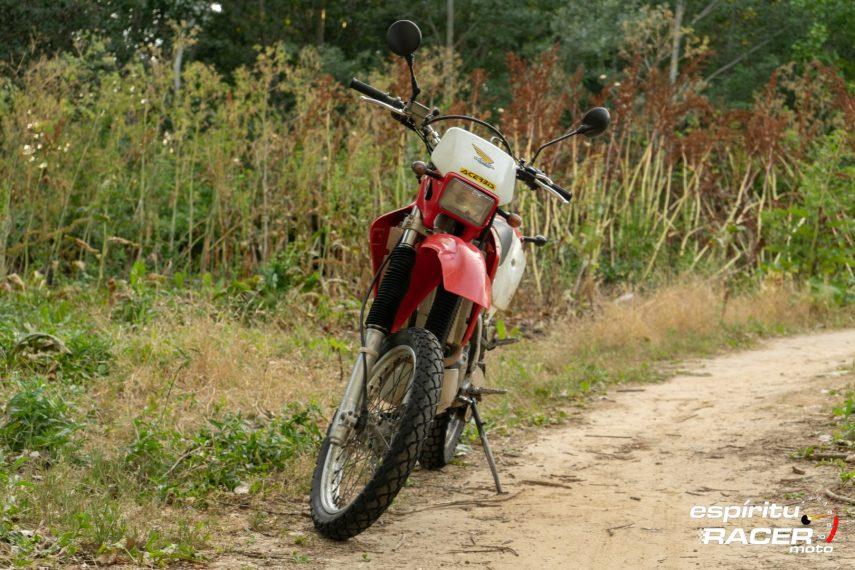 Prueba Honda XR 650 R 54