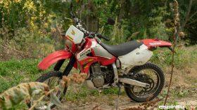 Prueba Honda XR 650 R 56