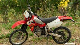 Prueba Honda XR 650 R 57