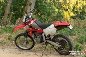 Prueba Honda XR 650 R 58