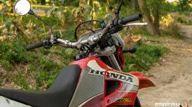 Prueba Honda XR 650 R 62