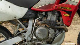 Prueba Honda XR 650 R 63
