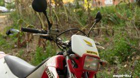 Prueba Honda XR 650 R 66