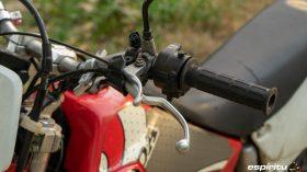 Prueba Honda XR 650 R 69