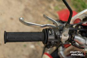 Prueba Honda XR 650 R 70