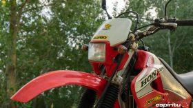 Prueba Honda XR 650 R 73