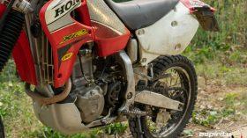 Prueba Honda XR 650 R 74