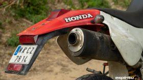 Prueba Honda XR 650 R 77