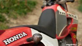 Prueba Honda XR 650 R 78