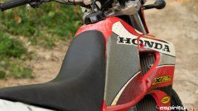 Prueba Honda XR 650 R 79