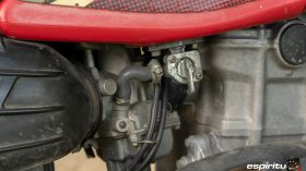 Prueba Honda XR 650 R 80