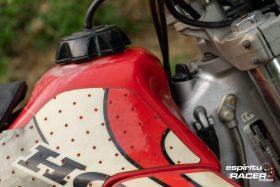 Prueba Honda XR 650 R 81