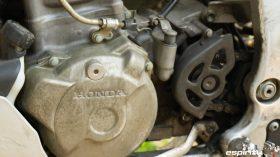 Prueba Honda XR 650 R 84