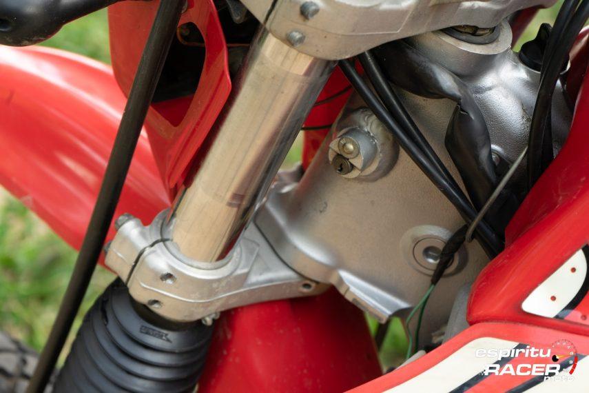 Prueba Honda XR 650 R 85