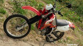 Prueba Honda XR 650 R 86