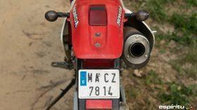 Prueba Honda XR 650 R 89