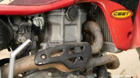Prueba Honda XR 650 R 91