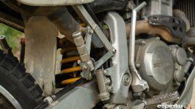 Prueba Honda XR 650 R 93