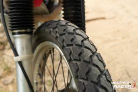 Prueba Honda XR 650 R 95