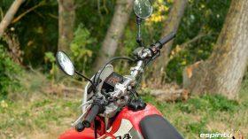 Prueba Honda XR 650 R 96