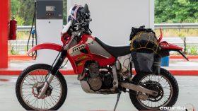 Prueba Honda XR 650 R 97