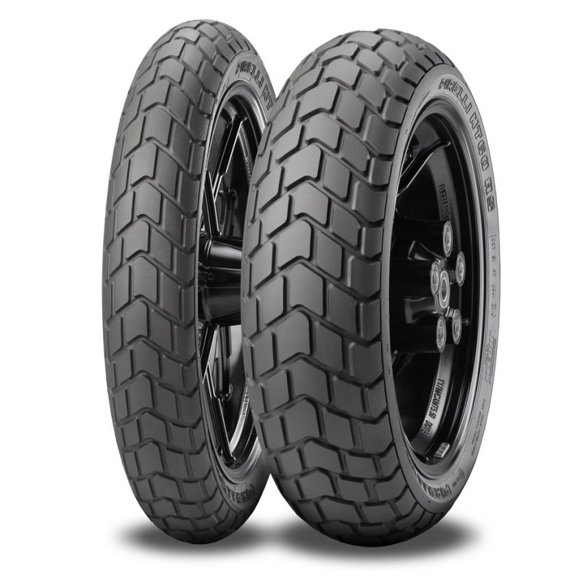 Prueba Pirelli MT 60 05