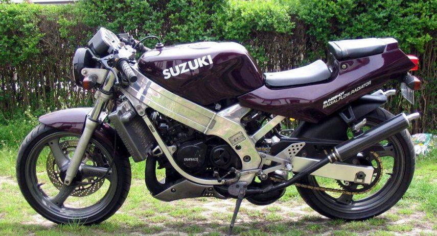 Suzuki TV 250 Wolf f1do 1