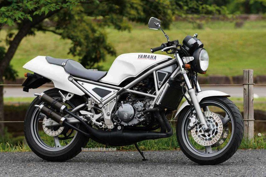 Moto del día: Yamaha R1-Z